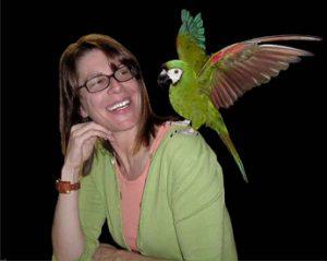 Susan Friedman con Loro