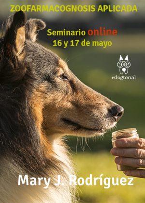 Zoofarmacognosis aplicada online con Mary Rodríguez