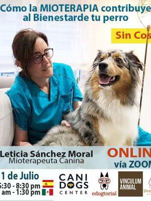 MIOTERAPIA CON LETICIA SÁNCHEZ MORAL