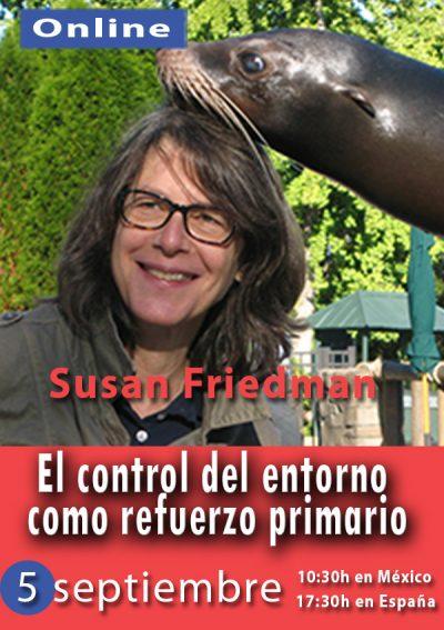 Susan Friedman. Control: el otro refuerzo primario