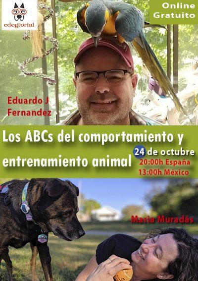 ABCs del comportamiento y entrenamiento animal