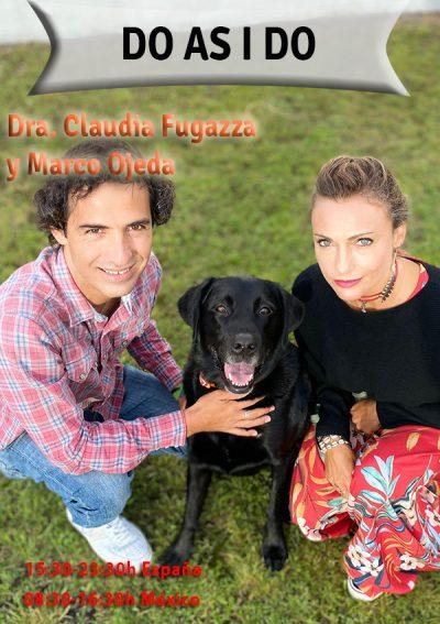DO AS I DO certificación profesional con Claudia Fugazza y Marco Ojeda