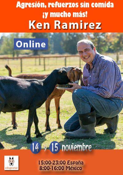 Seminario tratamiento de la agresión.Ken Ramirez