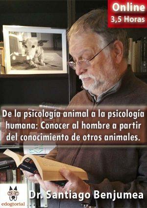 De la psicología animal a la psicología humana. Santiago Benjumea