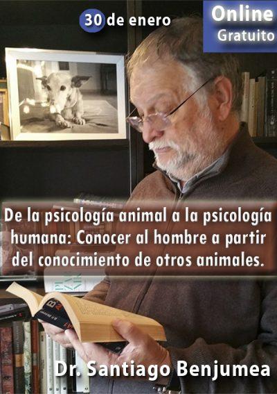 DE LA PSICOLOGÍA ANIMAL A LA PSICOLOGÍA HUMANA
