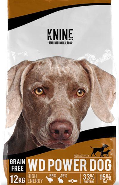 Knine wd power dog